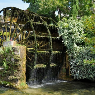 Moulins<br />et droits d'eau